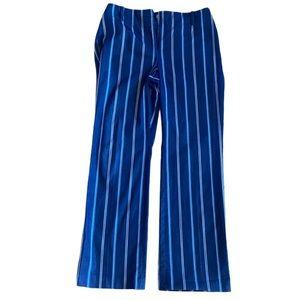 Loft, women's pants,dressy, stripes, size 6 petite